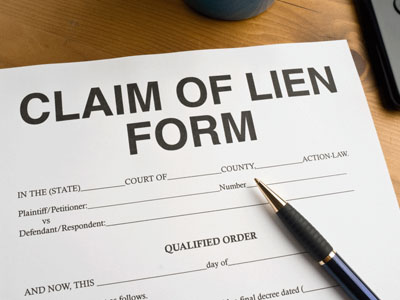sell my house deland with a lien